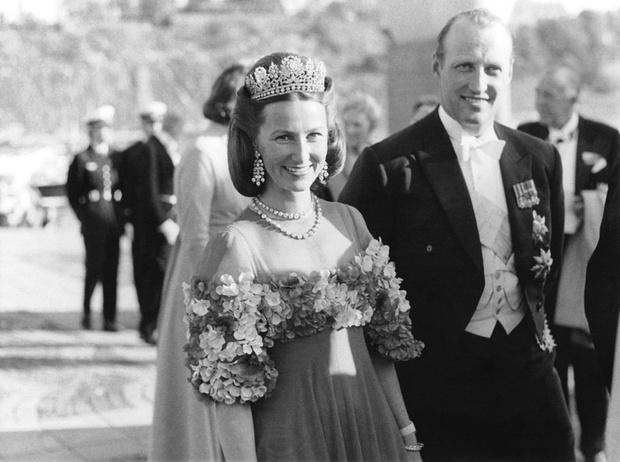 Фото №1 - Харальд и Соня: четверть века на троне, полвека любви