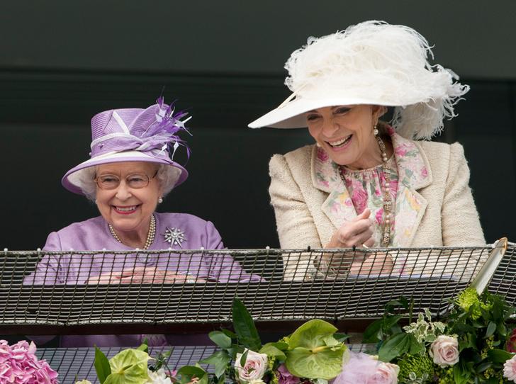 Фото №36 - Виндзорская нахалка: гордость и предубеждение принцессы Майкл Кентской