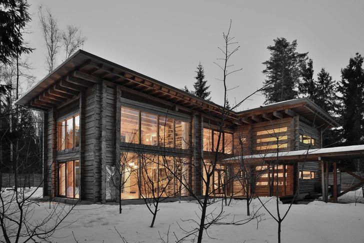 Фото №2 - «Воздушные дома» Архитектурной мастерской Белоусова