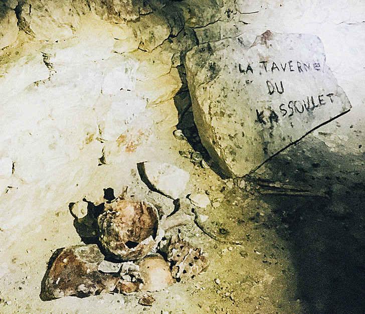 Фото №10 - Глубина свободы: катакомбы Парижа
