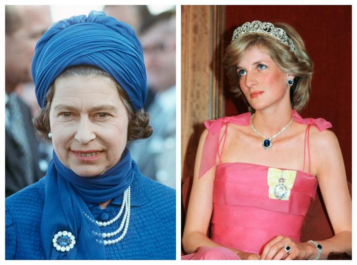Фото №1 - Самый загадочный камень: как королевские особы носят сапфиры