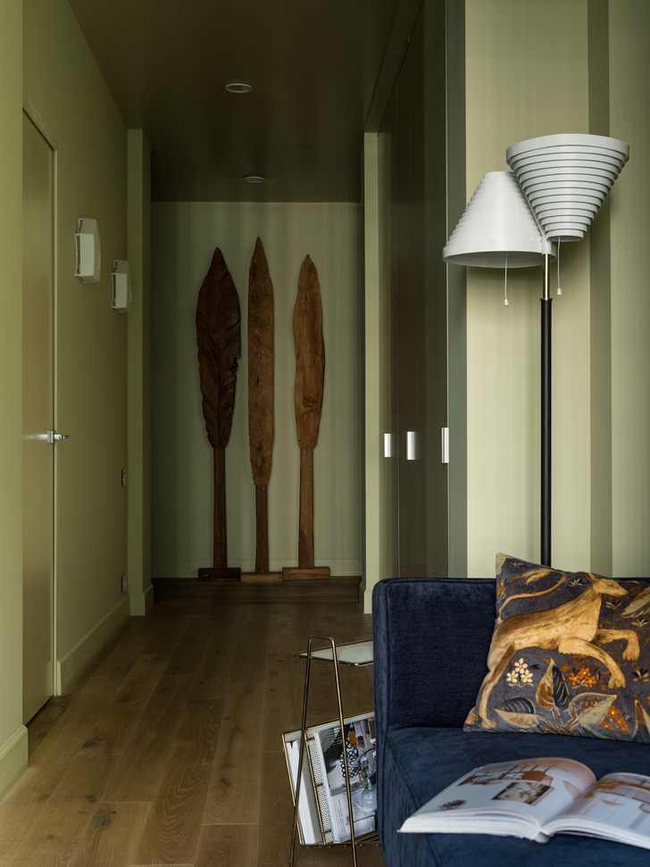 Фото №9 - Квартира 57 м² для молодого инженера: проект Натальи Гергель