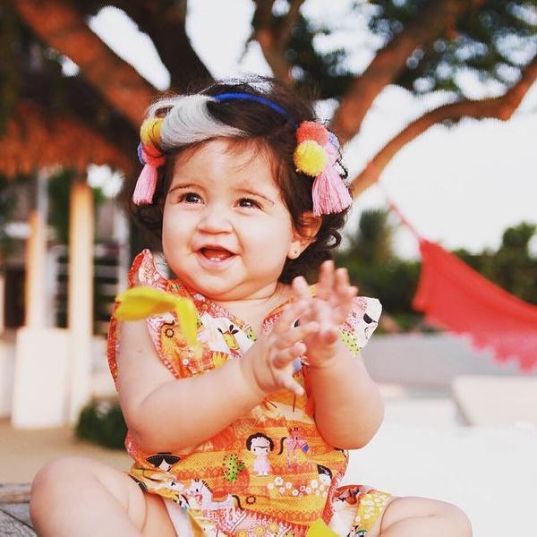 седина у ребенка: причины, профилактика, лечение