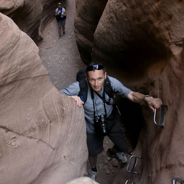 Фото №4 - По сторонам дороги в пустыне Негев