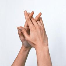 Мудра(я) йога пальцев