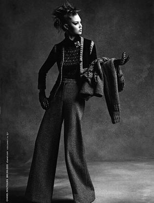 Фото №2 - Chanel представили первые кадры новой рекламной кампании