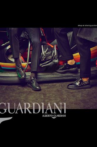 Фото №5 - Вечерний выход: новая рекламная кампания Alberto Guardiani осень-зима 16/17