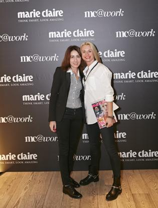 Фото №8 - Marie Claire провёл первую бизнес-конференцию MC@WORK