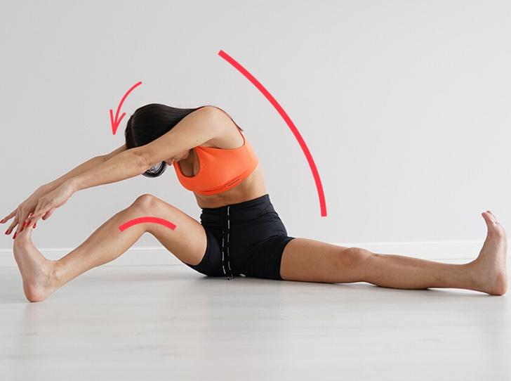 Фото №6 - Тренировка гимнастов: 5 простых упражнений для гибкости