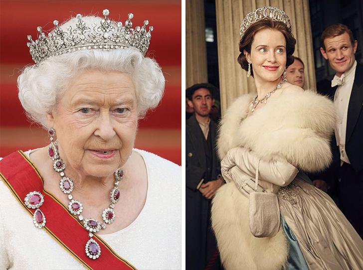 Фото №1 - Почему Елизавету II расстроил сериал «Корона»