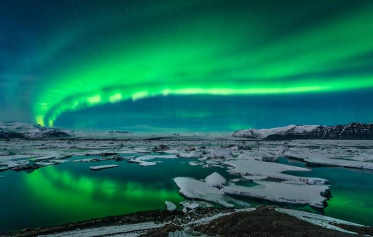 Фото №1 - Лисьи огни: пять фактов о северном сиянии