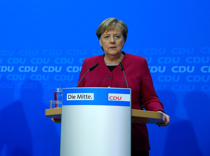 Фото №2 - Ангела Меркель, какой ее мало кто знает (или помнит)