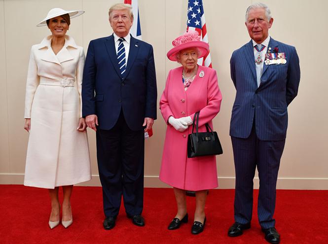 Фото №2 - Дональд Трамп назвал Чарльза «принцем китов»