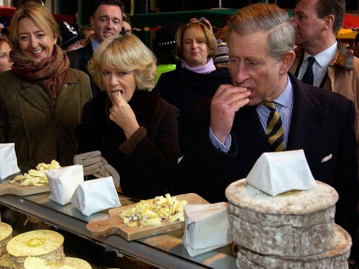 Фото №2 - Королевский омлет с сыром и шпинатом: любимый рецепт принца Чарльза