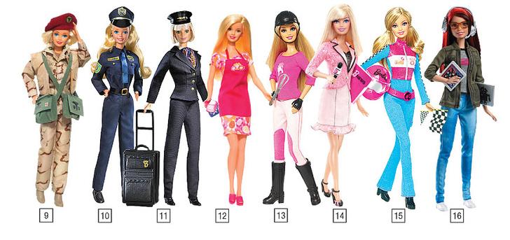 Фото №2 - Карьера Барби: деловая девушка