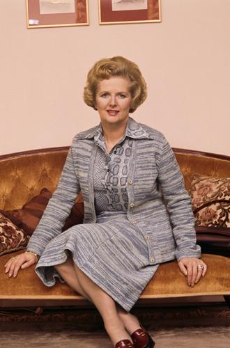 Фото №6 - «Дипломатия сумочки»: женщины в большой политике
