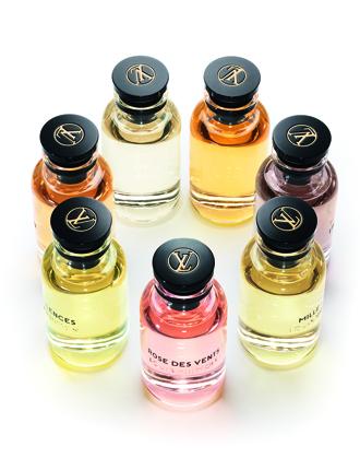 Фото №2 - Открытие парфюмерного корнера Louis Vuitton в Москве