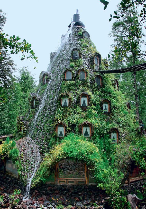 Фото №7 - 25 самых необычных отелей мира