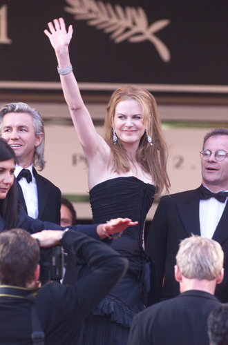 Фото №18 - Королева Канн: все модные образы Николь Кидман за историю кинофестиваля