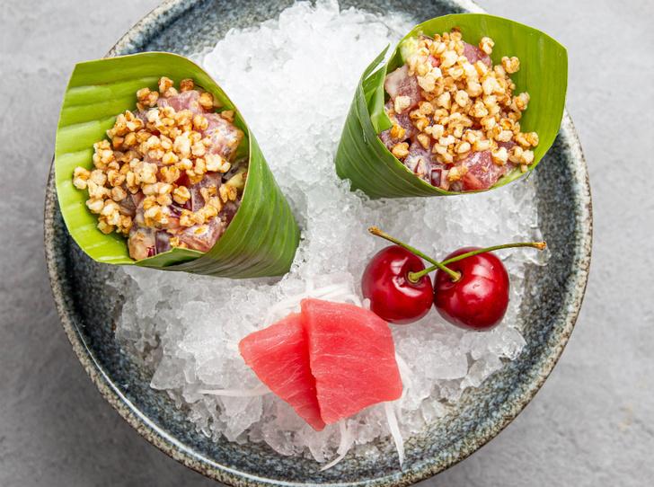 Фото №3 - 4 рецепта рыбных салатов для летнего обеда