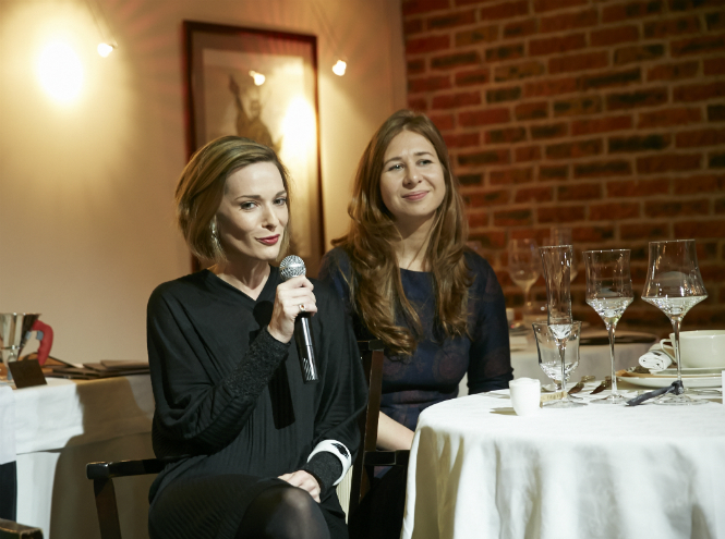 Фото №8 - Как прошел гастрономический ужин Marie Claire в московском ресторане Le Restaurant