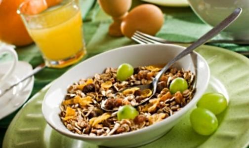Фото №1 - Сухие завтраки вредны для детей
