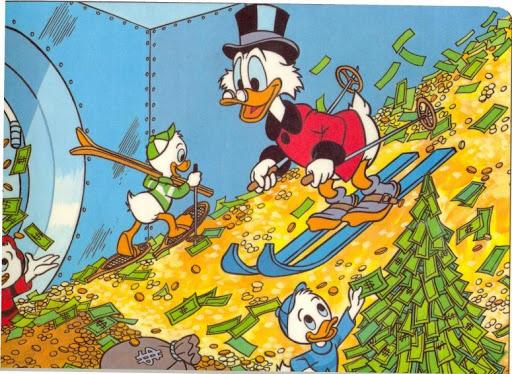 Фото №1 - Статистика: во время пандемии выросло состояние самых богатых людей. И в мире, и в России