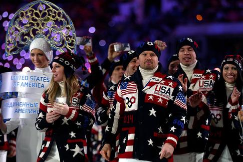 Олимпиада, Олимпийские игры, Сочи-2014, США, Америка