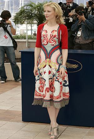 Фото №5 - Королева Канн: Кейт Бланшетт и ее модные образы за всю историю кинофестиваля