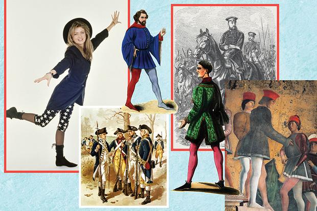 Фото №6 - Эволюция моды: как мужское стало женским
