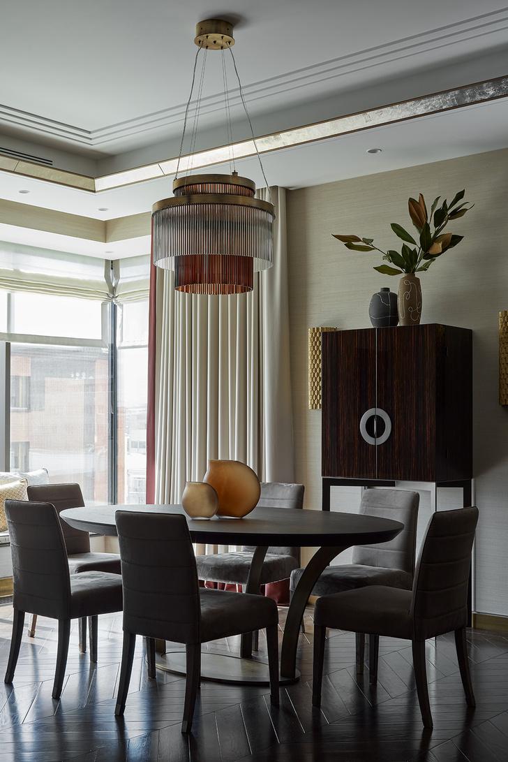 Фото №5 - Новая классика в московской квартире