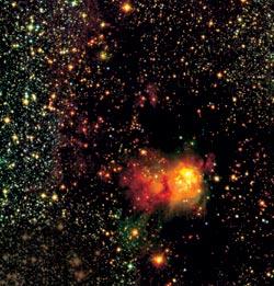 Фото №2 - Как рождаются звезды