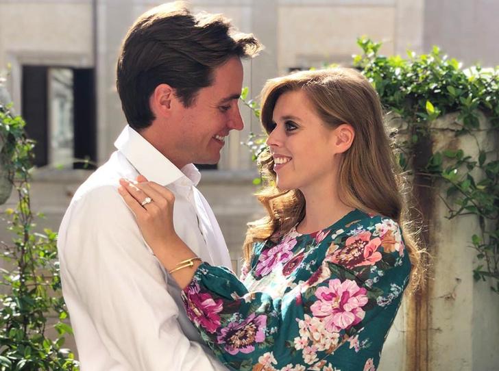Фото №1 - Это официально: принцесса Беатрис помолвлена