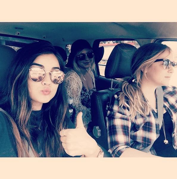 Фото №20 - Звездный Instagram: Селфи в машине