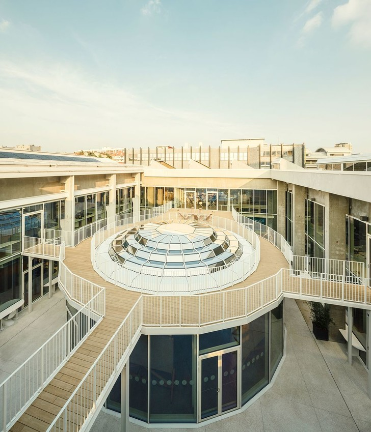 Фото №2 - Новая штаб-квартира Zambon по проекту Микеле де Лукки
