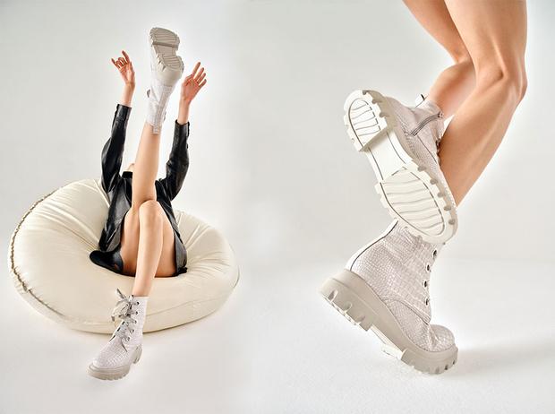 Фото №1 - От ботинок до босоножек: самая трендовая обувь из весенне-летней коллекции No One