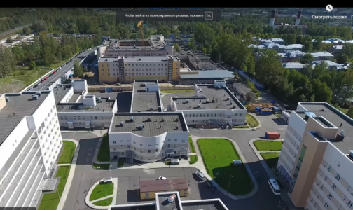 Фото №1 - Александр Беглов: На строительство новой больницы Боткина и ремонт старой денег пока нет