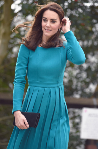 Фото №56 - Любимые бренды одежды герцогини Кембриджской
