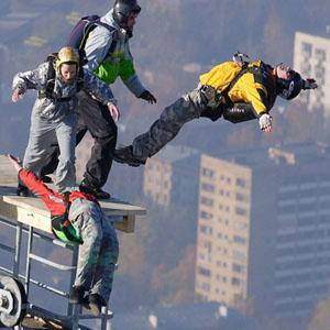 Фото №1 - Прыгать с небоскребов воспрещается
