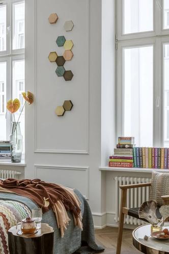 Фото №9 - Элегантная небрежность: квартира 54 м² в Варшаве
