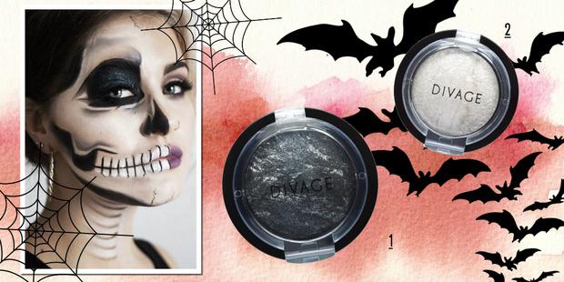 Фото №5 - Выбираем макияж на Хэллоуин