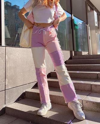 Фото №10 - Самые красивые джинсы 2021: полный гид по актуальным моделям