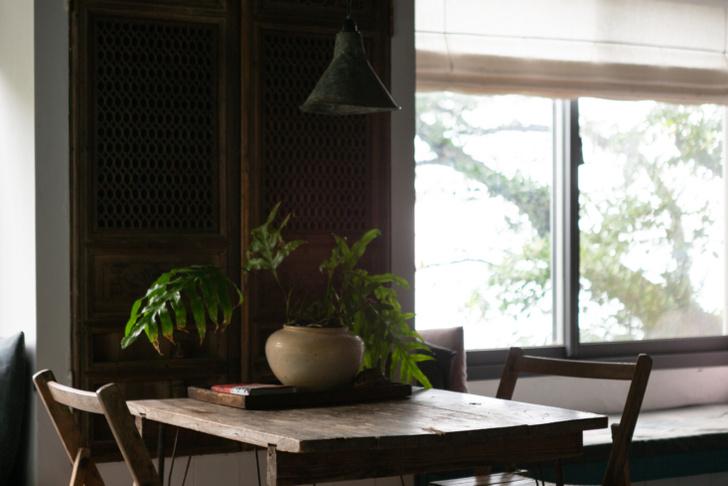 Фото №1 - Shu Shu House: уединенный гестхаус в горах Тайваня