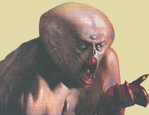 Фото №1 - Чупакабрас: неведомое в природе или космические вампиры?