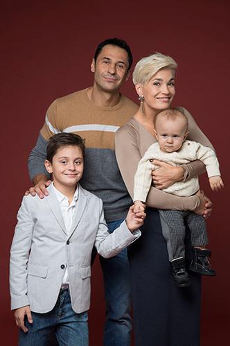 Фото №1 - Воспитание мужчин: Стас, Юлия, Богдан, Мирон
