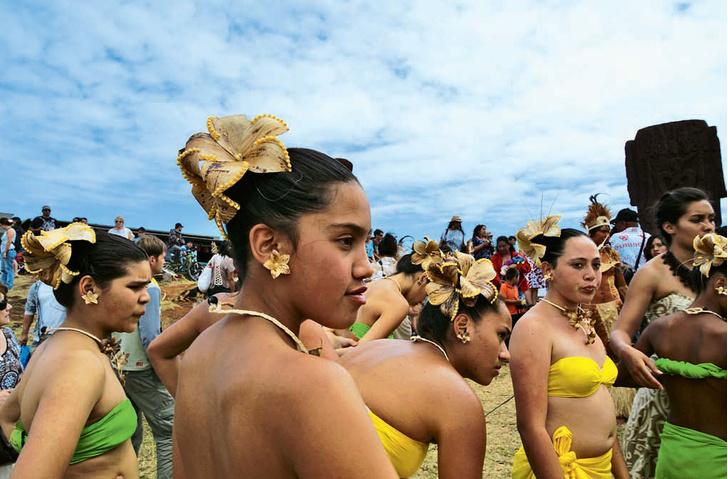 Фото №2 - 7 главных тайн острова Пасхи