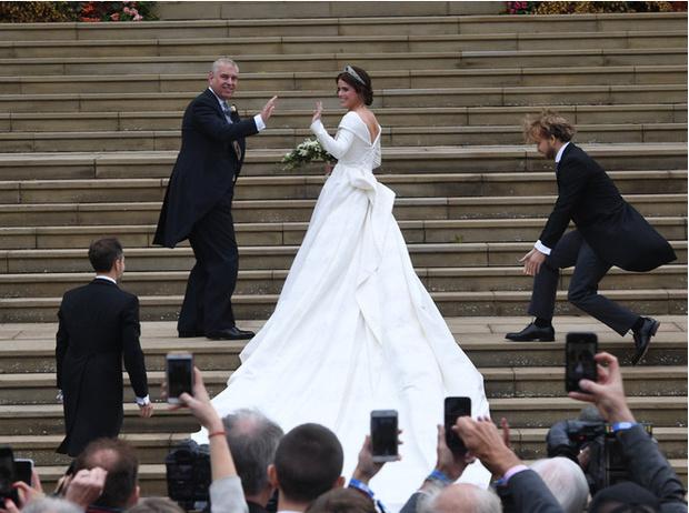 Фото №5 - Сара Фергюсон, герцогиня Йоркская: «Мы с Эндрю развелись, но не разошлись»