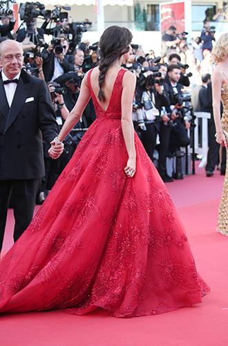 Фото №21 - Модные Канны-2017: главные звезды на открытии кинофестиваля