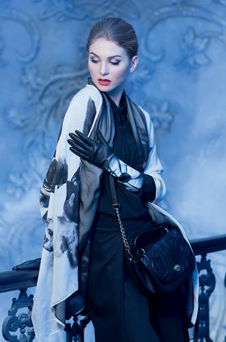 Фото №3 - Истина в зиме: осенне-зимняя коллекция аксессуаров Eleganzza