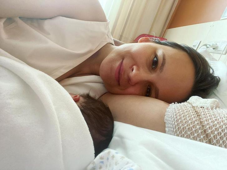 Фото №2 - У L'One родился третий ребенок! И мы уже знаем пол и имя малыша 👶🏼